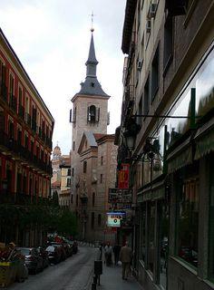 Iglesia de San Gines,Madrid