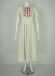 70's Boho Dress