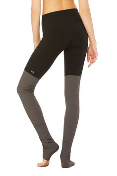 <p>Tights worth worshipping, fit for a goddess like you. Our patent-pending Goddess Legging features ultimate performance fabric that slims and lifts your best assets. Performance-enhancing fabric and a higher waistband make them studio-ready.</p>