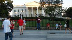 My White House In Washington D.C.