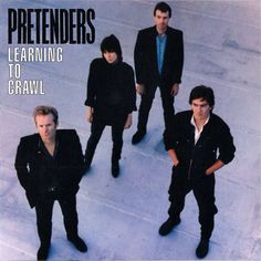 The Pretenders - Learning To Crawl on 180g Import LP