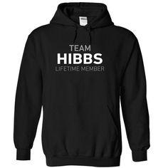 Team HIBBS - #gift basket #gift exchange. TRY => https://www.sunfrog.com/Names/Team-HIBBS-ixzab-Black-10930776-Hoodie.html?id=60505