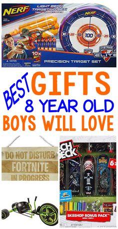 Boys 8th Birthday, Birthday Presents For Boys, Boy Birthday Parties, Birthday Ideas, 8 Year Old Christmas Gifts, Christmas Holiday, Tween Boy Gifts, Boys Easter Basket, 8 Year Old Boy