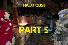 Game Buds Halo Master Chief Collection   HALO ODST  Part 5