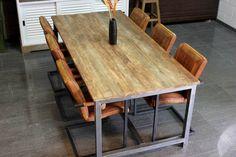 Eetkamer Tafel Teak.11 Best Tafel Images Dining Table Home Decor Furniture