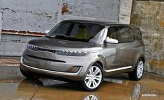 Not your parent's minivan!      2014 Kia Sedona to Draw Inspiration from KV7 Concept. For more, click http://www.autoguide.com/auto-news/2012/07/2014-kia-sedona-to-draw-inspiration-from-kv7-concept.html