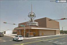 "Scott Theater, Odessa, Texas (1959) / 31°51'3.22""N 102°22'10.85""W (Google Earth Street View)"
