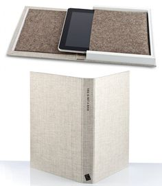 book style ipad case....gift idea for the boys!