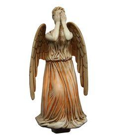 Look at this #zulilyfind! Weeping Angel Night-Light by Doctor Who #zulilyfinds