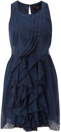 Cute ruffle dress