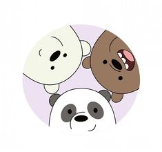 My version of We Bare Bears ? My version of We Bare Bears ? Funny Iphone Wallpaper, Bear Wallpaper, Cute Disney Wallpaper, Cute Wallpaper Backgrounds, We Bare Bears Wallpapers, Panda Wallpapers, Cute Cartoon Wallpapers, Ice Bear We Bare Bears, We Bear