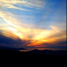 sunset @jp 伊豆スカイライン
