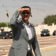 Bashar Al_Assad - Assad Personal Pictures