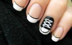 chucks nails!