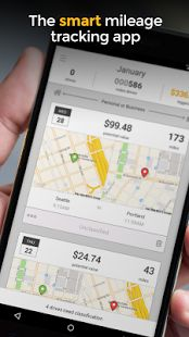 free mileage tracker app iphone