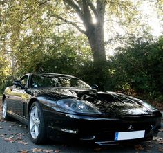 Rugged #Ferrari takes a breather in a leafy suburb! This is one seriously hot car! Check it out! http://www.ebay.com/itm/Ferrari-F575-575-Maranello-HD-Poster-Super-Car-Print-multiple-sizes-available-/221314801571?pt=Apparel_Merchandise&var=&hash=item338763dfa3&vxp=mtr?roken2=ta.p3hwzkq71.bdream-cars #SexySaturday