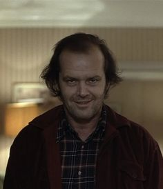 """Jack Nicholson, The Shining-In the Daughters of the Moon Tarot, a 1 Birthpath is """"The Witch"""""""