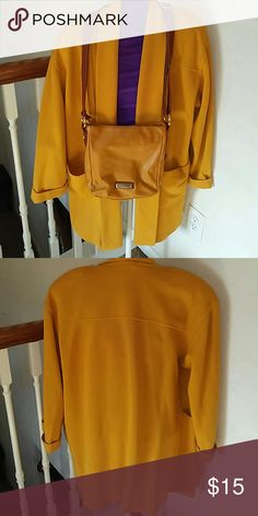 90 vintage cardigan Big side pockets aja sport Sweaters Cardigans