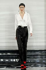 Ralph Lauren at New York Fashion Week Spring 2012 - StyleBistro