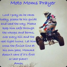 moto mom | Our # 9..... Keep Him Safe | Moto Mom
