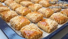 @ Welcome new friends to my page T … – Recipes Savory Pastry, Recipe Mix, Cupcakes, Turkish Recipes, International Recipes, Quick Easy Meals, Baked Goods, Food Print, Dessert Recipes