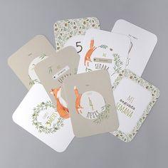 Milestone cards - BC01-004
