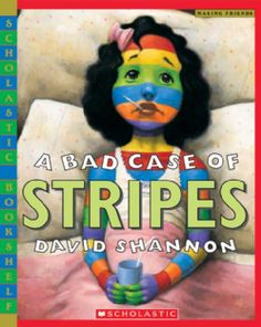 A Bad Case of Stripes (Paperback) oh my gosh i used to LOVE this book!!