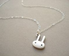 Another little animal necklace =)