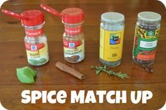 A simple and fun way for preschoolers to explore their sense of smell