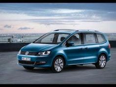 The new 2016 Volkswagen Sharan is an upcoming minivan, set to be released in July This family-friendly car was unveiled at the 2015 Geneva Auto Show. Volkswagen Touran, Volkswagen Transporter, Vw Sharan, Minivan, Top 10 Sports Cars, Monospace, Upcoming Cars, Chrysler Pacifica, Baby Born