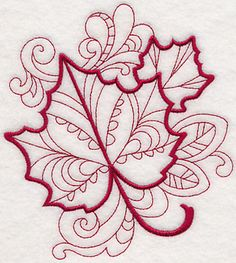 Embroidery Statin Stitch Machine Embroidery Designs at Embroidery Library! - New This Week Embroidery Leaf, Learn Embroidery, Hand Embroidery Patterns, Embroidery Files, Machine Embroidery Designs, Embroidery Stitches, Cross Stitch Patterns, Applique Designs, Satin Stitch