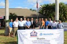 Building Homes for Heroes Home Celebration for the Hernandez Family