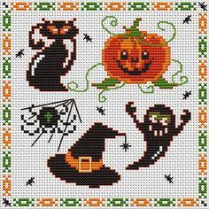 Small Halloween Motifs