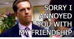 How I feel when no one texts me back