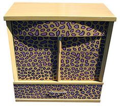 Five Drawer Chest by Rick Cheadle