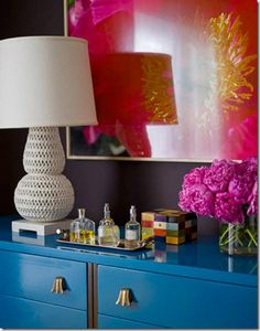 High Street Market: The Painted Dresser (or Nightstand)