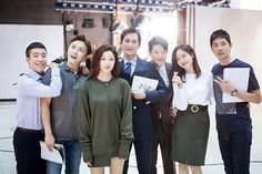 Credit  :  @happyyury  #kangjihwan #monster #hot #mbc #koreandrama #koreanactor Drama 2016, Korean Actors, Korean Drama, Yuri, Coat, Jackets, Fashion, Down Jackets, Moda