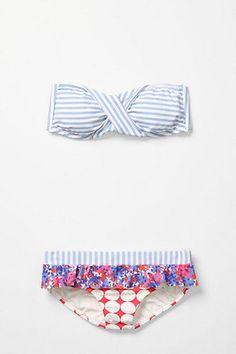 anthropologie swimwear