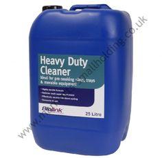 BioLink Heavy Duty Detergent Cleaner 25ltr - £38.00 ex. VAT