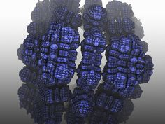 GIF from Mandelbulb3D Software.