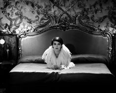 Delphine Seyrig in Last Year at Marienbad