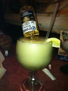 Mexican Bulldog Margarita Mmmm Mmm Good!!