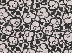Pin of The Day: Makela Mono in Onyx from the Makela collection adding drama to Wednesday. Romo Fabrics, Upholstery Fabrics, Flower Patterns, Print Patterns, Trellis Pattern, Chelsea Flower Show, Home Decor Fabric, Drapery Fabric, Fabric Swatches