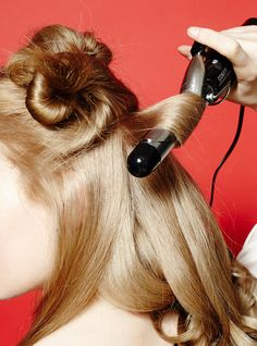 Here's How You Can Get An At-Home Blowout — Completely Free #refinery29