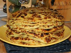 Crepe Cake, Mille Crepe, Hungarian Recipes, Crepes, Pancakes, Goodies, Food And Drink, Pizza, Bread