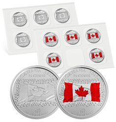 West Edmonton Coin & Stamp produces better quality of Royal Canadian Mint items like gold coins, silver coins, palladium, and platinum bullion coins.