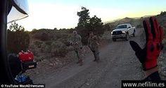 Esto Es Lo Que Pasa Cuando Usted Intenta Y Entra En La Secreta Puerta Trasera Del Area 51 En Nevada