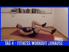 ▶ Workout - 4 - TRAINING - Fett weg Training für flachen Bauch - KARL-ESS.COM - YouTube