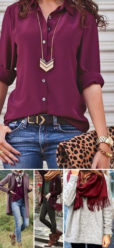 The 7 best fall color trends to incorporate into your wardrobe