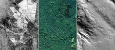 Lasers Unearth Lost 'Agropolis' of New England
